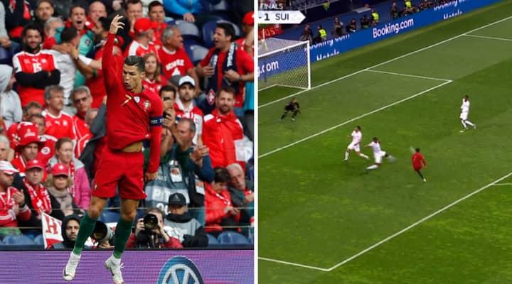 Cristiano Ronaldo's Hat-Trick Sends Portugal Into The Nations League Final