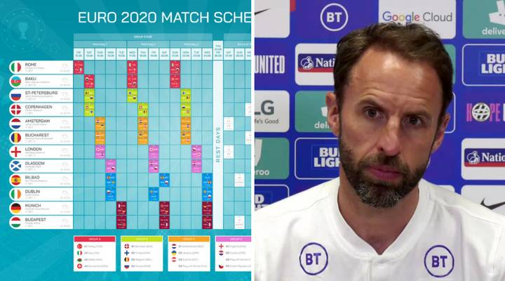 Why England Winning Group D Could Be A Disaster For Gareth Southgate's Team