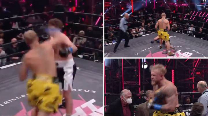 Jake Paul Knocks Ben Askren Out With A Devastating Right Hand In Round One To Win