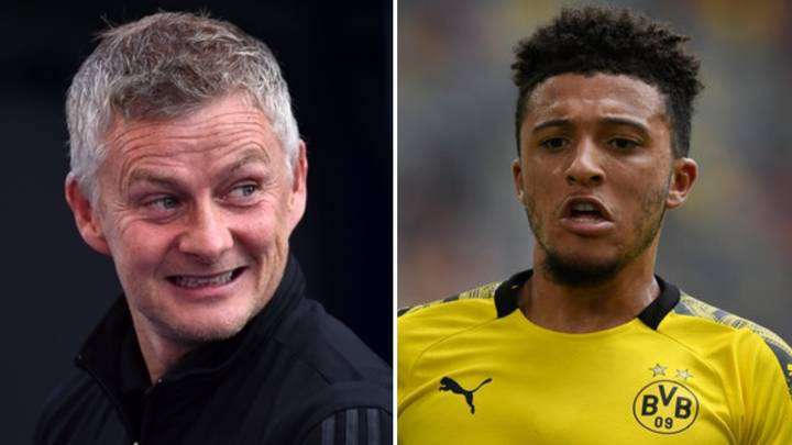 Manchester United Identify Jadon Sancho Alternative If Deal With Borussia Dortmund Collapses