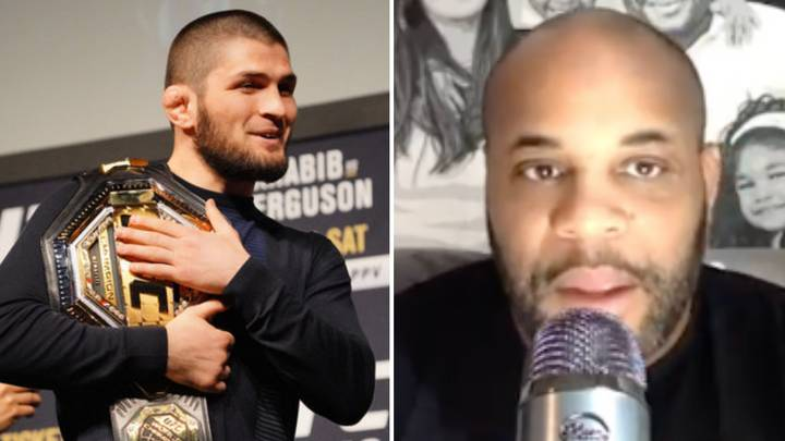 Daniel Cormier Drops Bombshell Claim Over Khabib Nurmagomedov's UFC Future