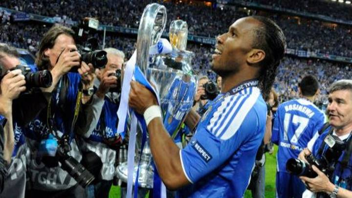 On This Day: Didier Drogba Wins Chelsea The Champions League
