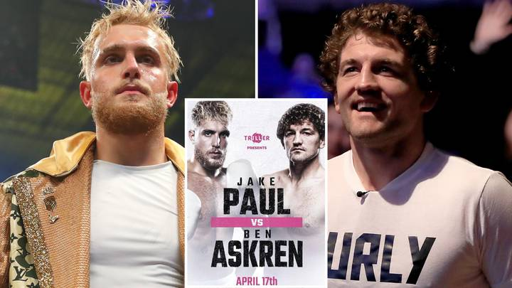 'Jake Paul Will Get Mauled And Ragdolled By Ben Askren In Their Upcoming Fight'