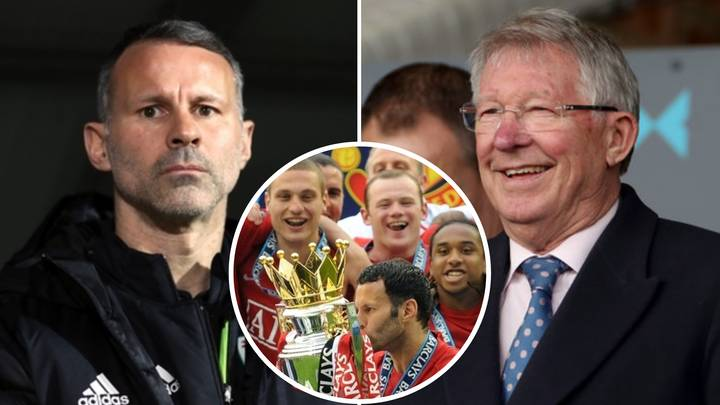 Ryan Giggs Reveals Four Man United Players Who Never Got Sir Alex Ferguson's 'Hairdryer Treatment'