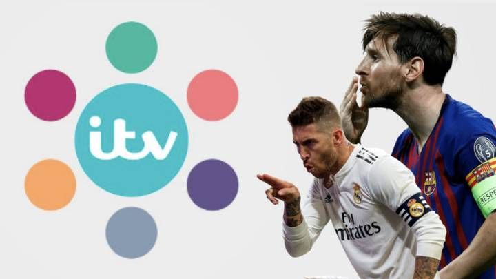 ITV To Show Live La Liga Matches From The 2019-20 Season For Free