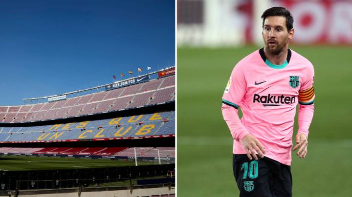 Barcelona Presidential Candidate Wants To Rename Camp Nou In Honour Of Lionel Messi