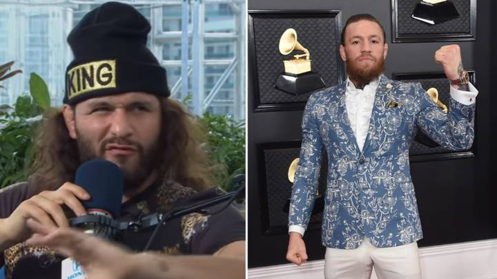 Jorge Masvidal Claims He's Got Conor McGregor Worked Out Ahead Of Potential UFC Fight