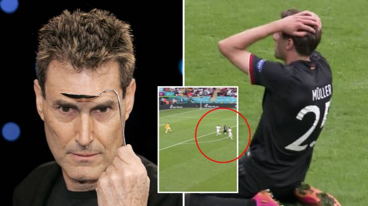 'I Shouted, 'One, Two, Three, Bend' - Uri Geller Claims Responsibility For Thomas Muller Miss vs England
