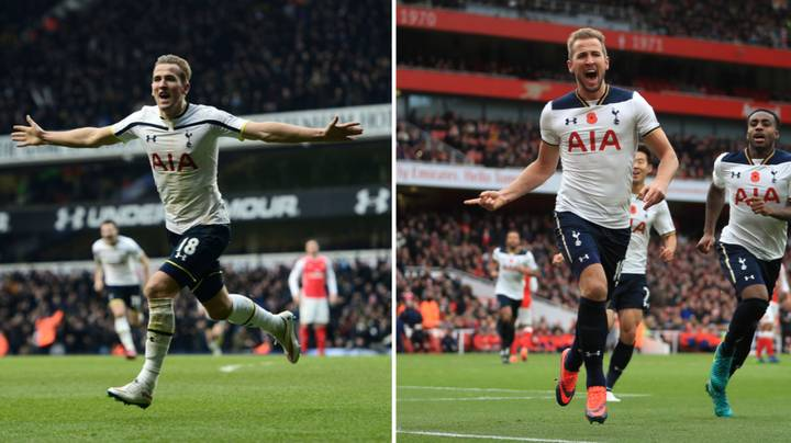 Harry Kane Reveals How Arsenal Rejection Drives Him On