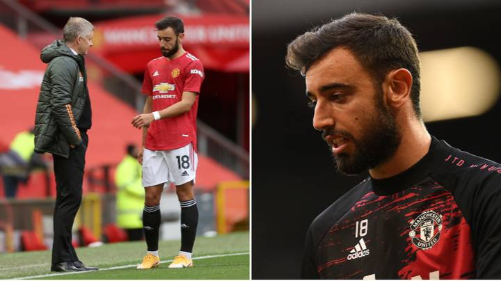 Bruno Fernandes Linked With Shock Move Away From Manchester United