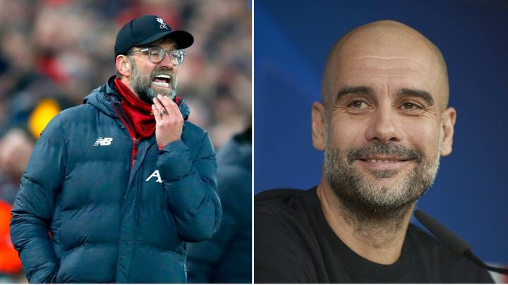 Liverpool Fans Rage Over Who Manchester City Are Looking At As Pep Guardiola's No 2