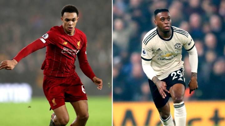Patrick Van Aanholt Believes Aaron Wan-Bissaka Is Better Than Trent Alexander-Arnold