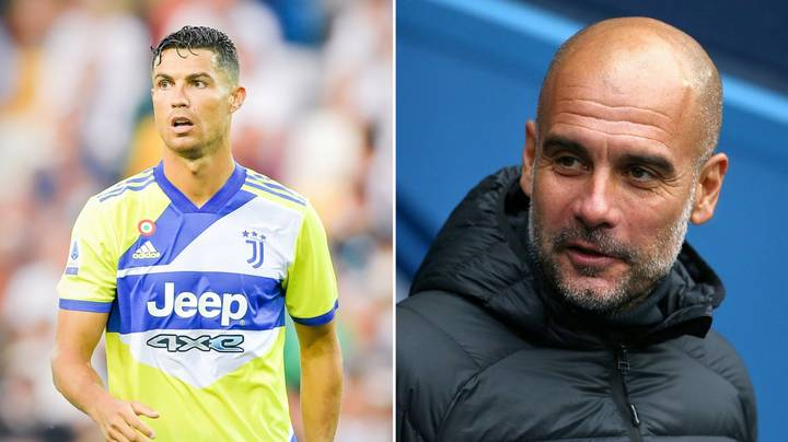 Cristiano Ronaldo Has 'Agreed Personal Terms' With Manchester City Ahead Of Premier League Return