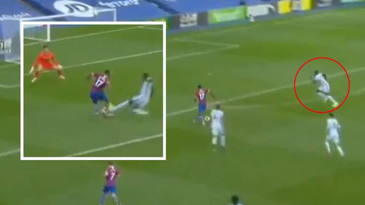 Chelsea's Kurt Zouma Pulled Off Tackle Of The Season With Last-Ditch Lunge Vs Crystal Palace