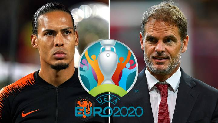 Liverpool Star Virgil Van Dijk Will Have New Role For Netherlands At Euro 2020 Despite Being Injured