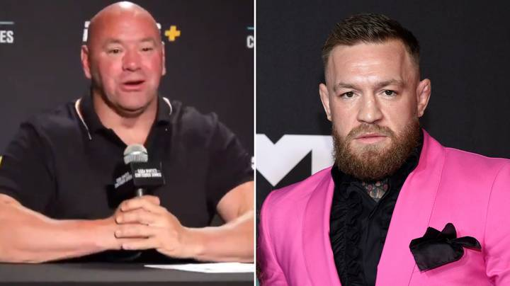 Dana White Reacts To Conor McGregor's Latest Incident And Reveals He Has Spoken To Machine Gun Kelly