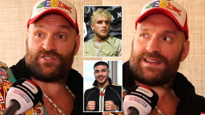 Tyson Fury Makes Incredible Promise If His Brother Tommy Loses To Jake Paul, It's Life Changing