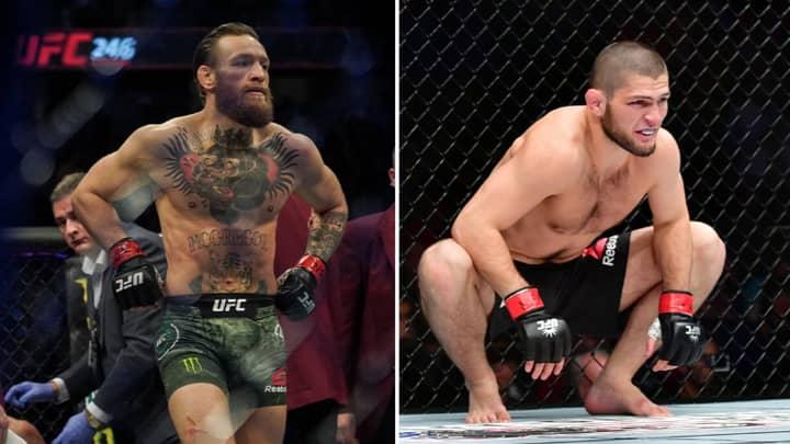 The UFC Fighter Khabib Nurmagomedov Told To Face Conor McGregor