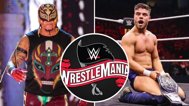 Jordan Devlin Would Love Dream WWE Showdown With Rey Mysterio At WrestleMania 36