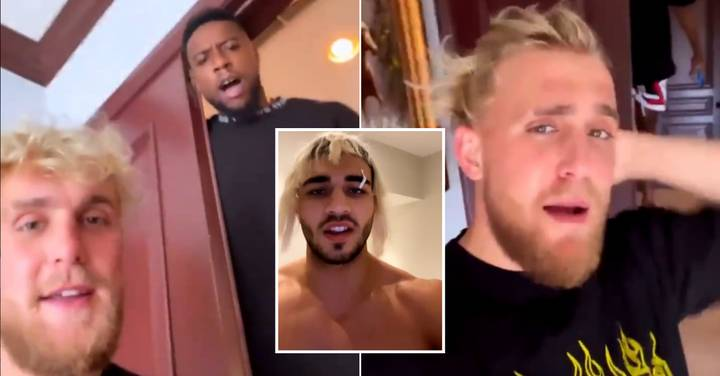 Jake Paul Brutally Mocks Tyson Fury And Tommy Fury In Latest Callout Video