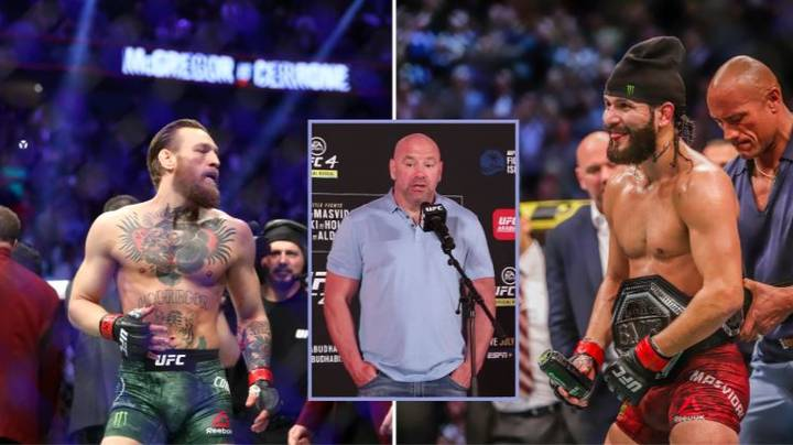 Dana White Says Conor McGregor Vs Jorge Masvidal Could Be The Biggest Fight In UFC