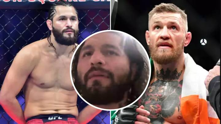 Jorge Masvidal Reveals He Wants To Fight Conor McGregor, Promises Violence