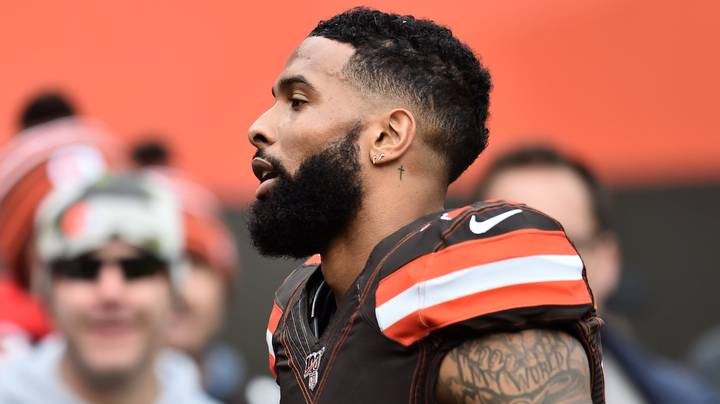 Odell Beckham Jnr Can't Catch COVID-19 Because He And The Virus Have A 'Mutual Respect'