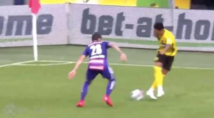 Jadon Sancho With A Scorching Display In Borussia Dortmund Friendly