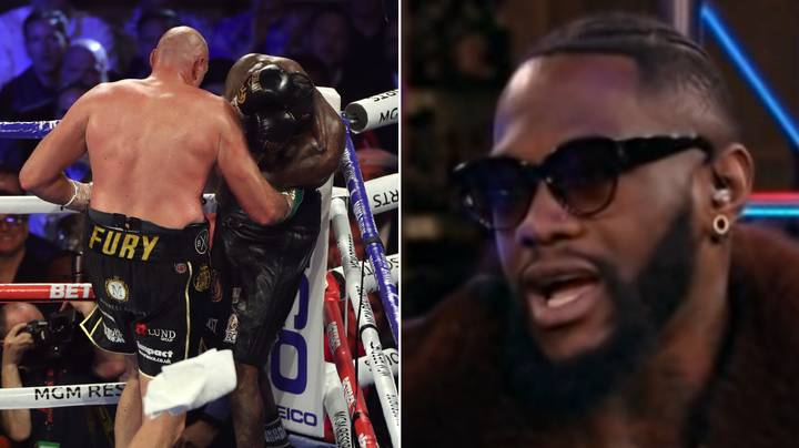 """Deontay Wilder Brutally Fires Back At Sacked Coach Mark Breland After He Said His Career Is """"Over"""""""