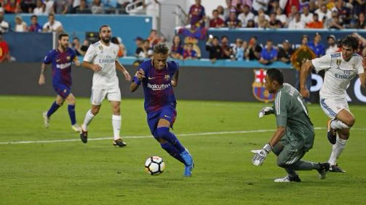 WATCH: Barcelona And Real Madrid Play Out Thrilling El Clasico In Miami