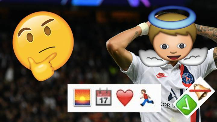 QUIZ: Can You Guess The Footballer From These Emojis?