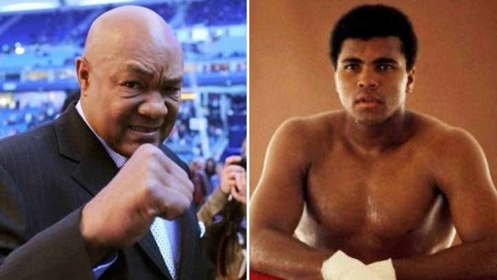 George Foreman Names The 10 Greatest Heavyweights Of All Time, Muhammad Ali Only Ranks Fifth