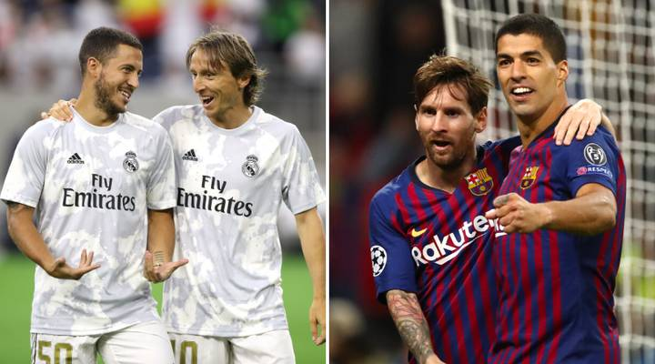 Barcelona And Real Madrid Player Wages Have Been Revealed Online