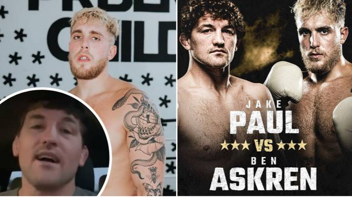 "Ben Askren Slams ""Coward"" Jake Paul As Former UFC Star Provides Update On Boxing Bout"