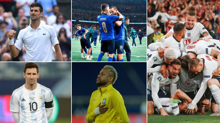 Euro 2020 Final Will Be The Finale to The Greatest Day Of Sport Ever