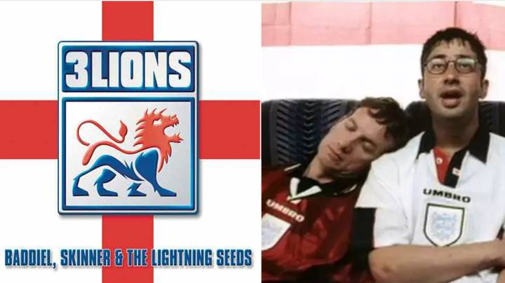 'Three Lions 98' Voted England's Greatest World Cup Song