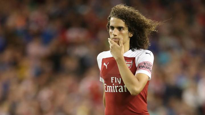 New Arsenal Signing Matteo Guendouzi Reckons They Can Win The League