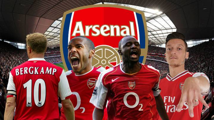 The Greatest Arsenal Players Of All Time Have Been Ranked