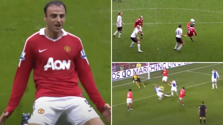 The Streets Will Never Forget Dimitar Berbatov's World Class 2010/2011 Season At Man Utd
