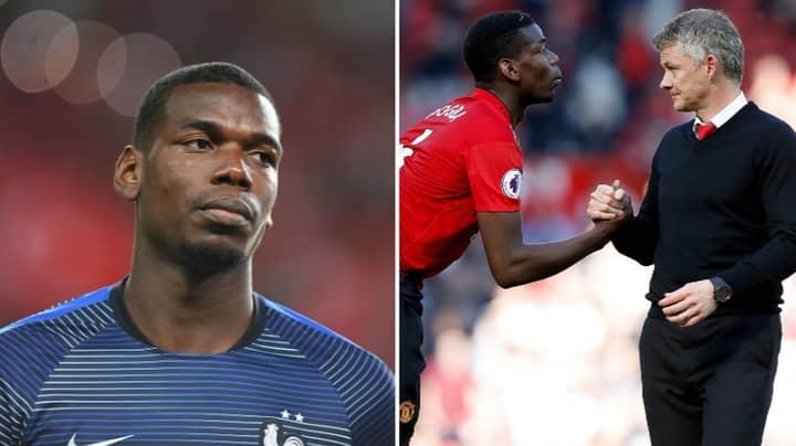 Ole Gunnar Solskjaer Confirms Paul Pogba Could Captain Manchester United Next Season