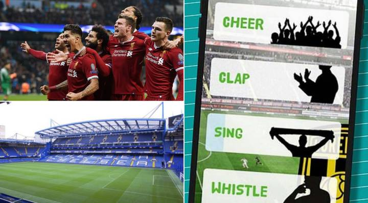 Premier League Clubs Could Use German App For Fans To 'Send Cheers Or Jeers' While Watching From Home