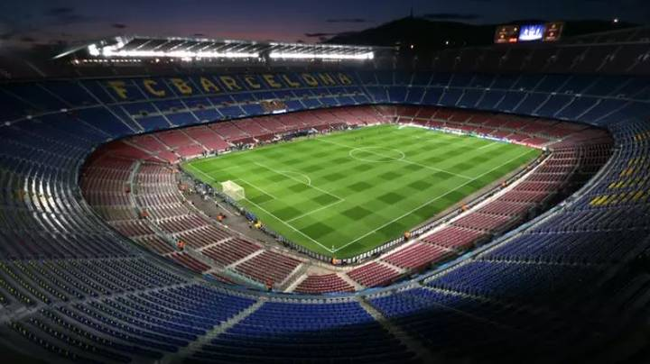 Mike Tyson's Business Partner Confirms Talks For Nou Camp Naming Rights