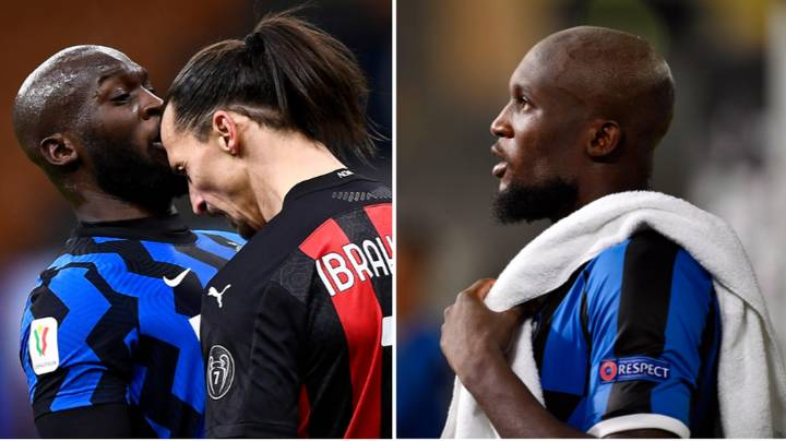 What Romelu Lukaku Said About Playing With Zlatan Ibrahimovic At Manchester United
