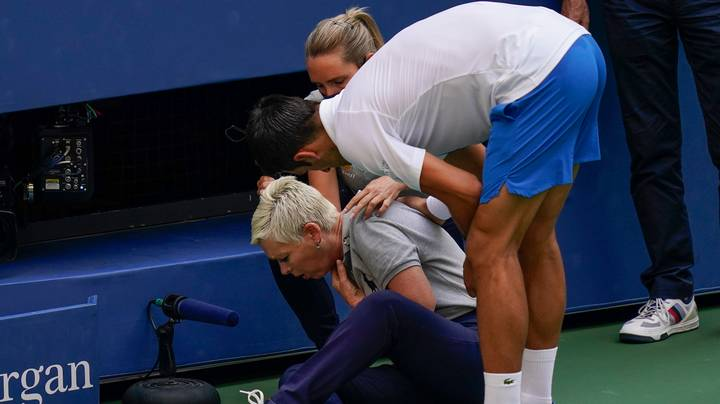 Novak Djokovic Breaks Silence On US Open Disqualification For Hitting Line Judge With Ball