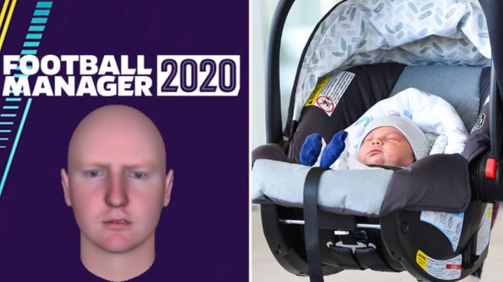 LAD Tells Fiancee He Wants To Name Future Child After Football Manager Regen