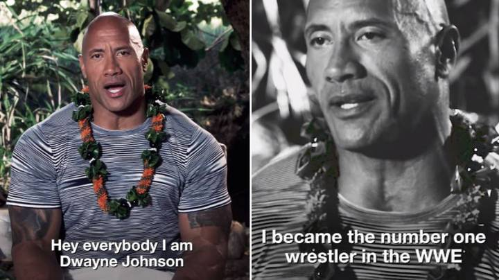 Dwayne 'The Rock' Johnson Reveals His Battle With Depression In 'What It Takes'