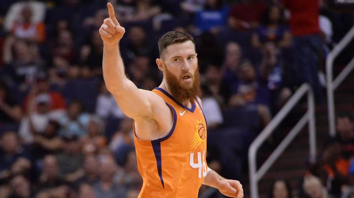 Aron Baynes Is Still Stuck In Arizona Ahead Of The NBA Restart