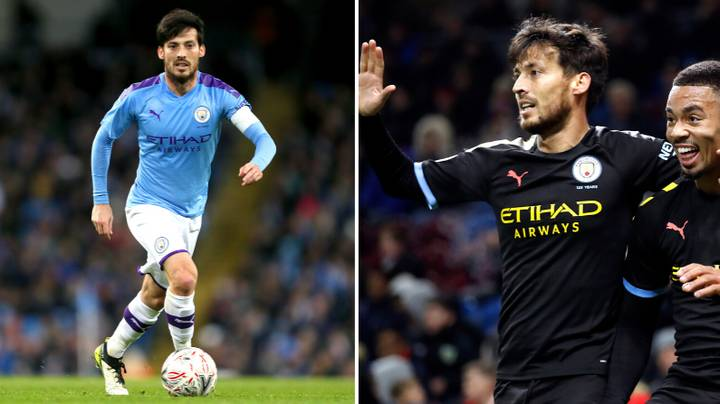 David Silva Becomes Seventh Player To Provide 90+ Premier League Assists