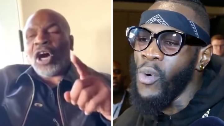 Mike Tyson Tells Deontay Wilder To 'Grow Up' And Stop 'Feeling Sorry' For Himself In Savage Instagram Live