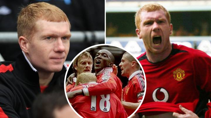 Man United Legend Paul Scholes Reveals Three Toughest Opponents He Played Against In His Career